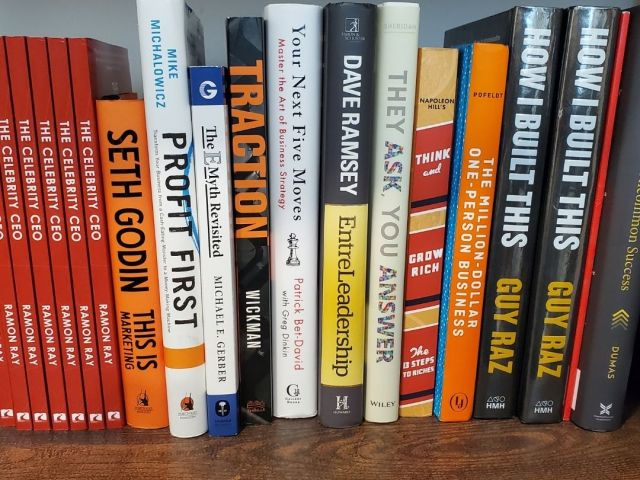 top small business books