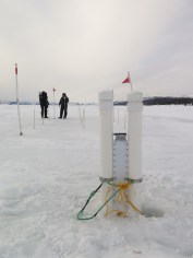 SmartSENSOR in sea-ice
