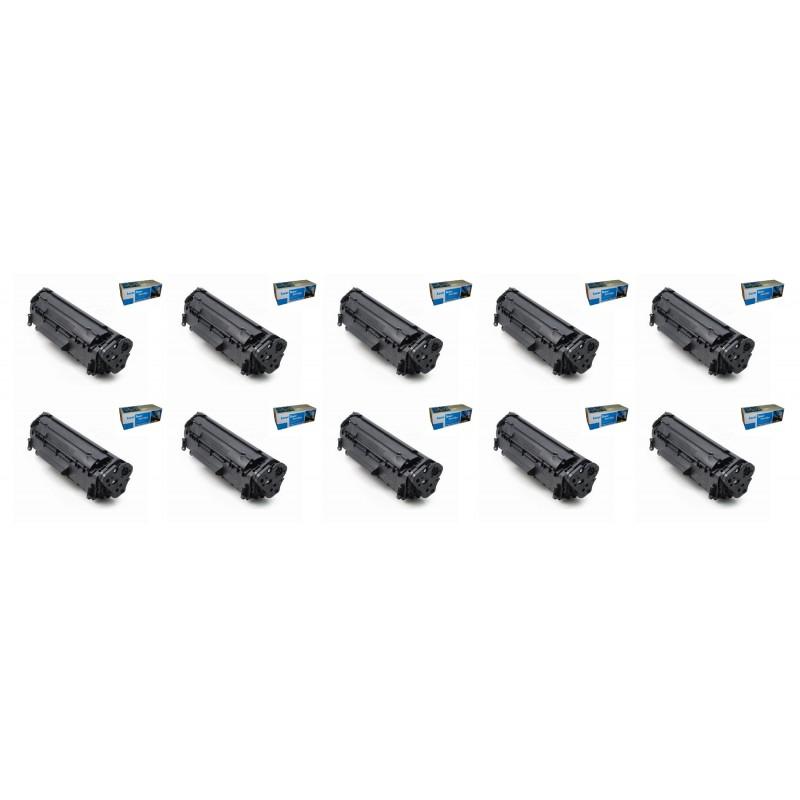 SET 10 BUC. X Cartus Toner SMART CRG-703/ FX-9 / FX-10