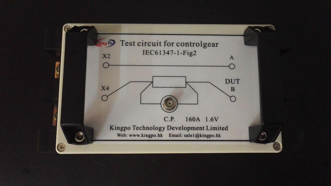 Figure 1 Sensor Circuit