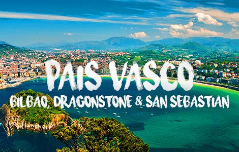 Trip to País Vasco
