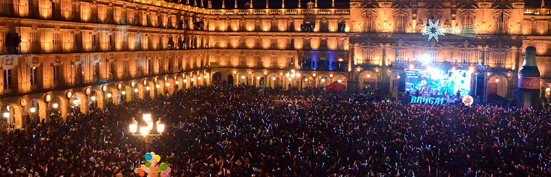 Nochevieja Universitaria - Salamanca