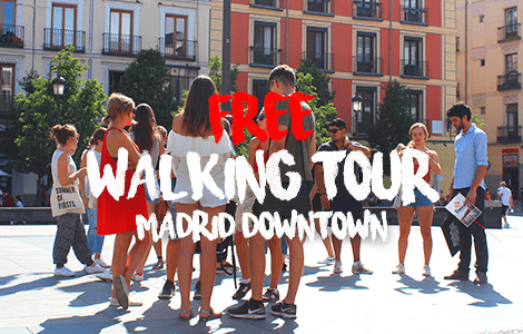 Free Walking Tour: Downtown Madrid