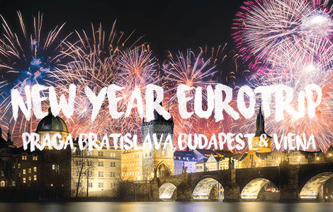 New Year's Eve Eurotrip