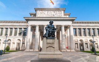 Museo del prado, Worth-seeing places