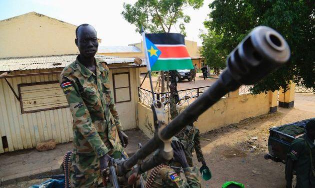 south sudan war reuters