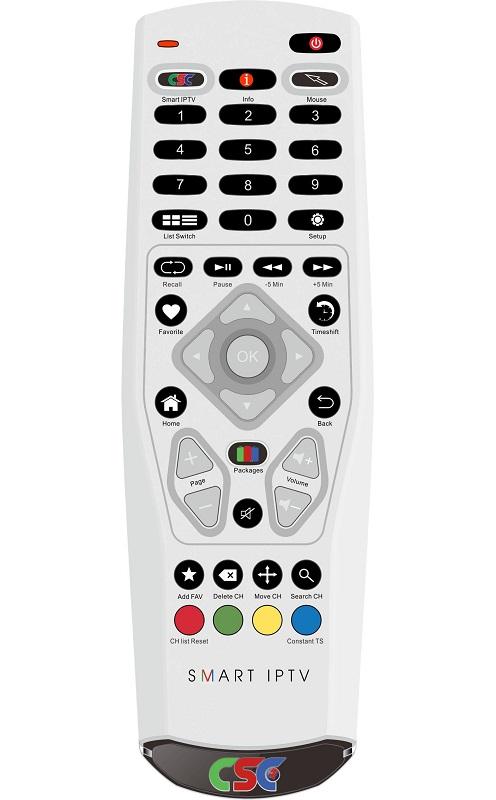 CSC Remote