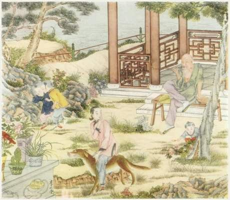 THE STRANGE TALE OF DOCTOR DOG – Chinese Fairy Tales