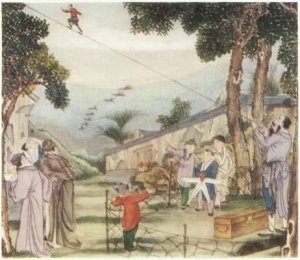Read more about the article THE TWO JUGGLERS – Chinese Fairy Tales