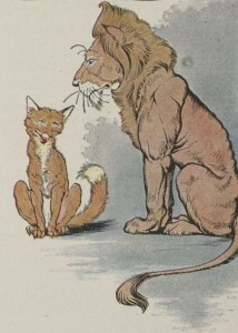 Read more about the article THE FOX AND THE LION – Aesop Fables for Kids