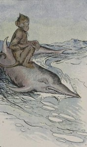 Read more about the article THE MONKEY AND THE DOLPHIN – Aesop Fables for Kids