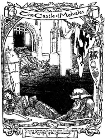 The King of England and His Three Sons – English Fairy Tales by Joseph Jacobs