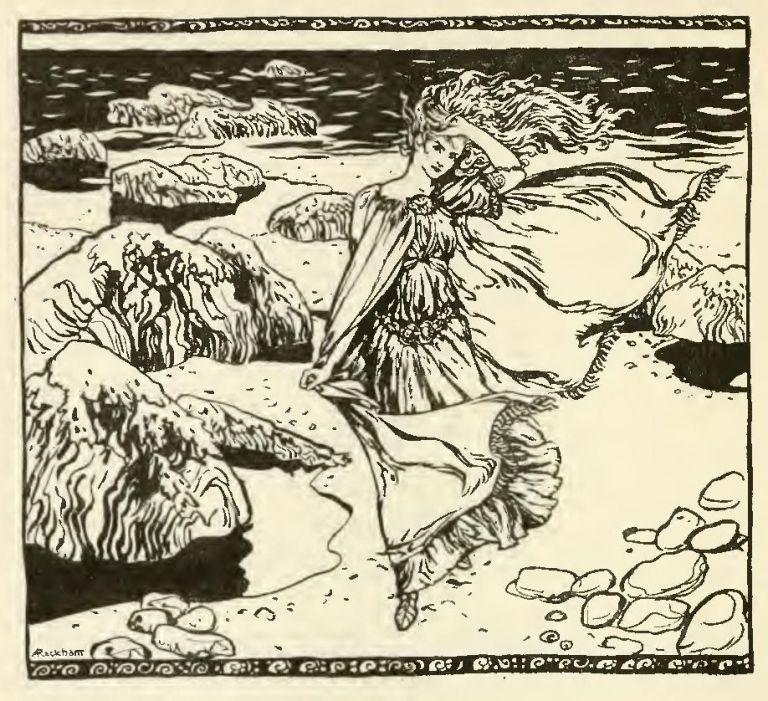 BECUMA OF THE WHITE SKIN – James Stephens – Irish Fairy Tales