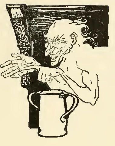 MONGAN'S FRENZY – James Stephens – Irish Fairy Tales