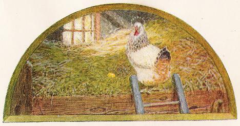 The Hen With The Golden Eggs – Jean De La Fontaine Fables