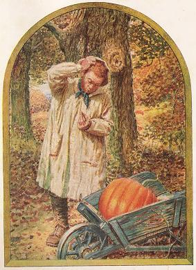 The Acorn and the Pumpkin - Jean De La Fontaine Fables