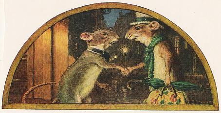 The City Mouse And The Country Mouse – Jean De La Fontaine Fables