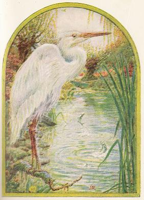 The Heron Who Was Hard To Please – Jean De La Fontaine Fables