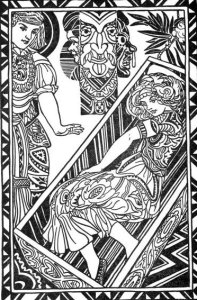 THE GIRL IN THE CHEST – Slavic Fairy Tales