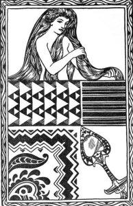 THE WONDERFUL HAIR – Slavic Fairy Tales