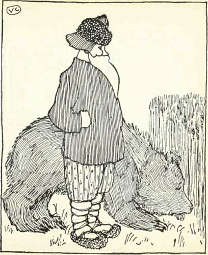 Fairy Tales of the Slav Peasants - THE PEASANT AND THE BEAR - Fig 4
