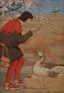 Read more about the article THE GOOSE AND THE GOLDEN EGG – Aesop Fables for Kids