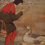 THE GOOSE AND THE GOLDEN EGG – Aesop Fables for Kids