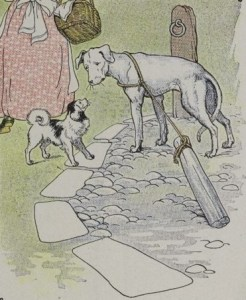 Read more about the article THE MISCHIEVOUS DOG – Aesop Fables for Kids