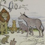 THE ANIMALS AND THE PLAGUE – Aesop Fables for Kids