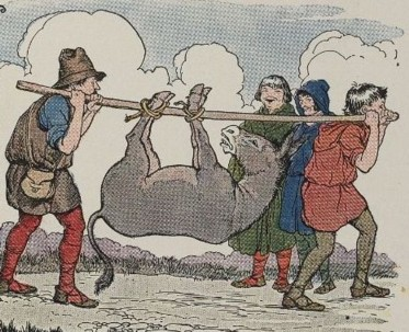 THE MILLER, HIS SON, AND THE ASS – Aesop Fables for Kids