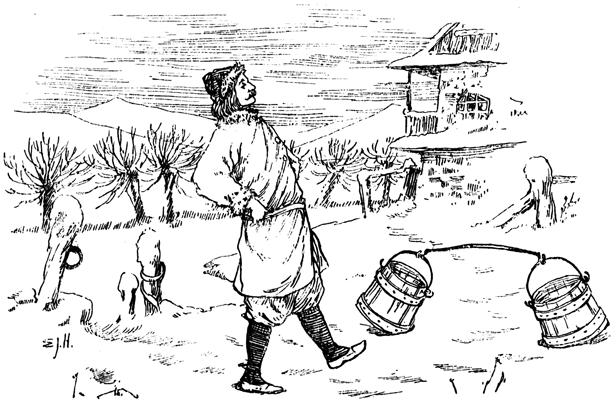 THE SLUGGARD – Slavic Fairy Tales