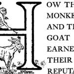 How the Monkey and the Goat Earned Their Reputations – Brazilian Fairy Tales
