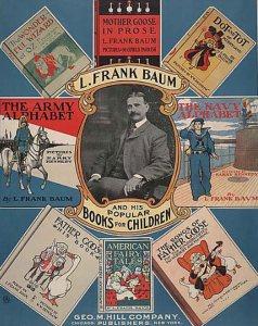 THE WONDERFUL PUMP – American Fairy Tales By Lyman Frank Baum
