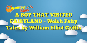 Read more about the article A BOY THAT VISITED FAIRYLAND – Welsh Fairy Tales by William Elliot Griffis