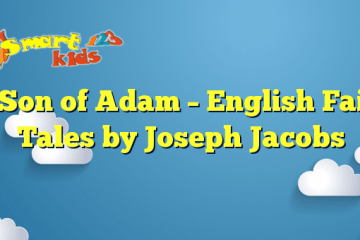 A Son of Adam – English Fairy Tales by Joseph Jacobs
