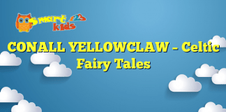 CONALL YELLOWCLAW – Celtic Fairy Tales