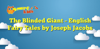 The Blinded Giant – English Fairy Tales by Joseph Jacobs