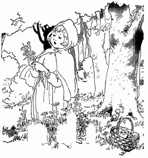 Little Red Riding Hood Story With Pictures - image 2