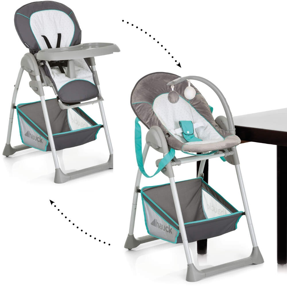 Hauck High Chair Hauck Sit N Relax Highchair Hearts