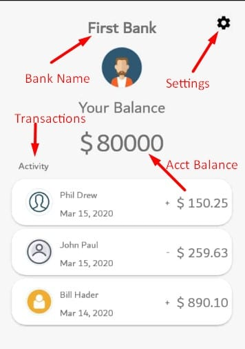 Create A Fake Bank Account Balance Online Prank Bank Account Website
