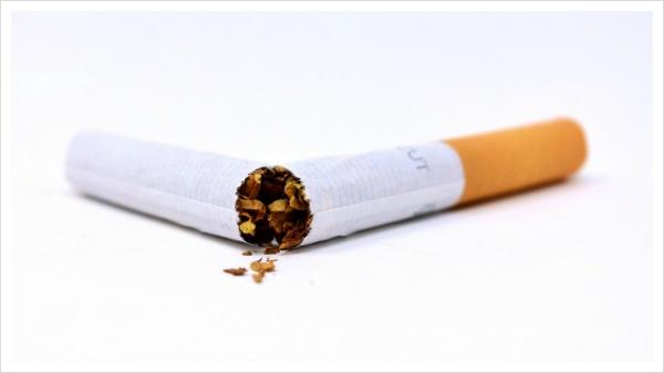 약과 함께 피우면 안되는 담배