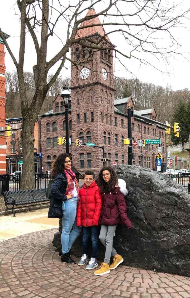 Philly Family Trip Spring Break 2018