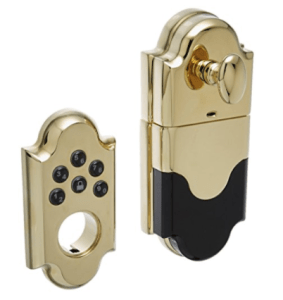 Baldwin Single Cylinder Electronic Deadbolt