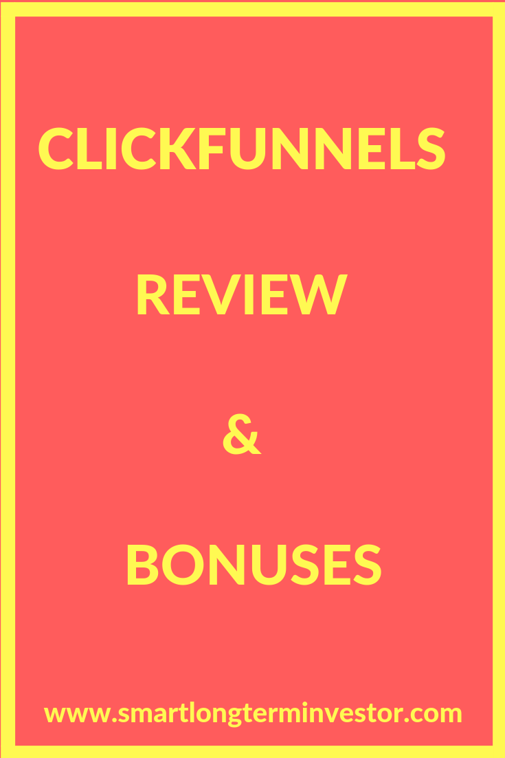 ClickFunnels Review [2020] - Everything You Need To Know About ClickFunnels