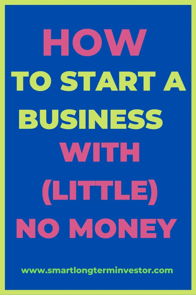 How to start a business with no money online through a step by step guide you can implement today.