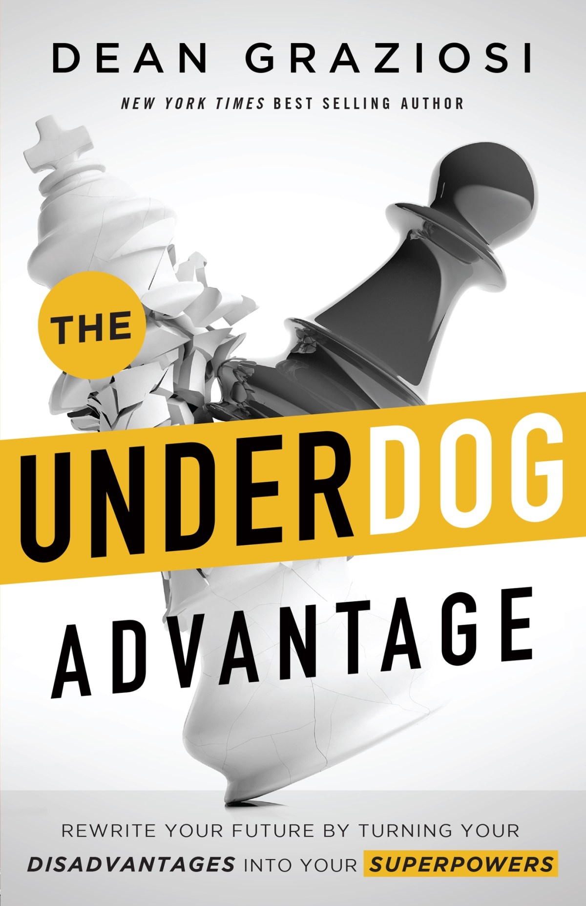 The Underdog Advantage Review - Mindset Book From Dean Graziosi