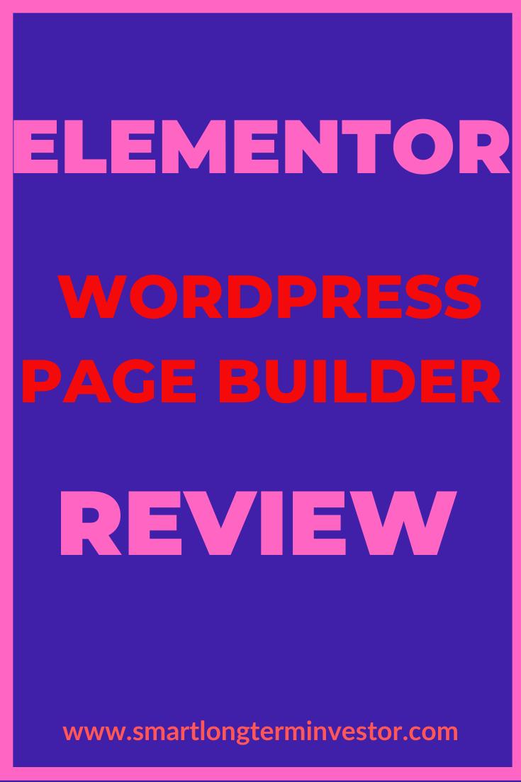 Elementor Review [2020] - Is It Still The Best WordPress Page Builder Plugin?