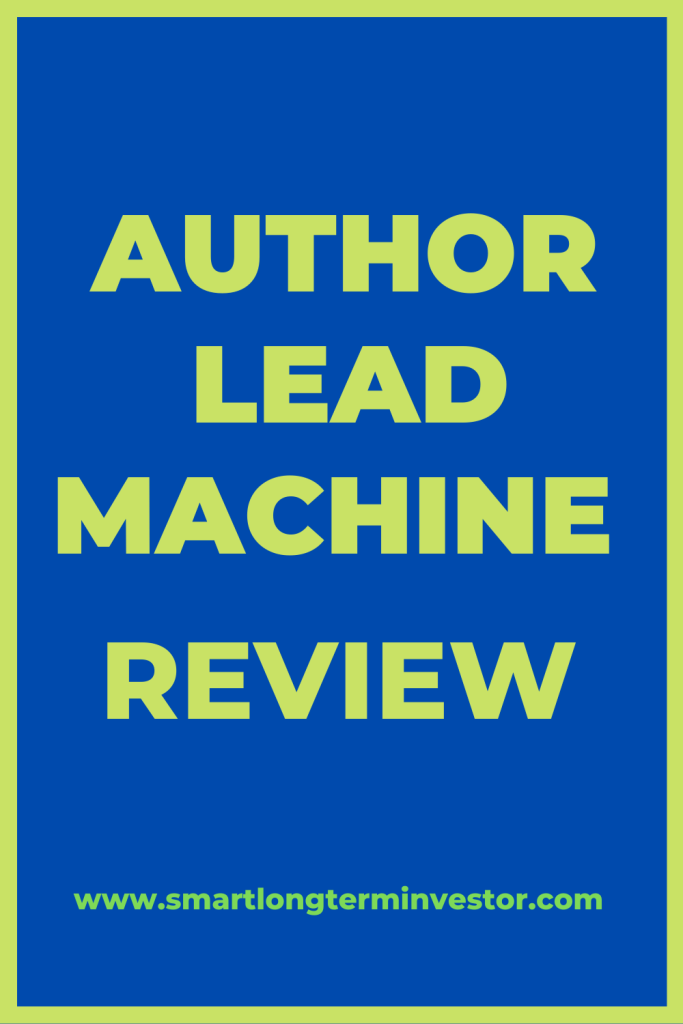 Author Lead Machine is a social media marketing and lead generation program for all authors, writers, bloggers, poets, mastermind and course creators to generate new free leads and sales by transforming their Facebook profiles