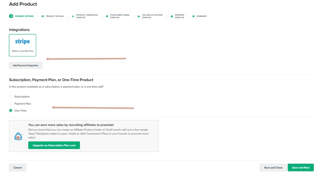 How To Add Products To Order Form In Clickfunnels Sales Funnel