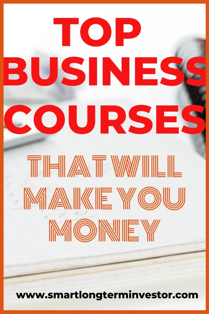 Best online business courses and trainings to recommend to entrepreneurs and business owners